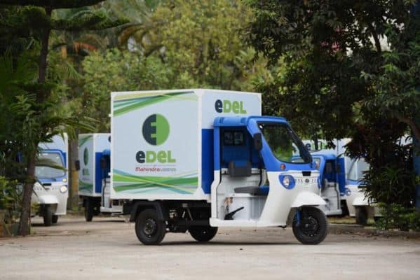 Flipkart plans to deploy 25,000 electric vehicles by 2030