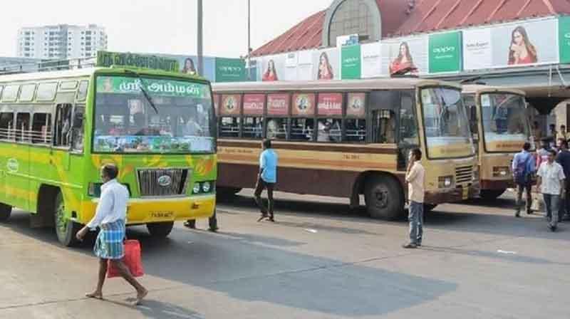 Govt Bus strike - Updatenews360