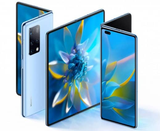 Huawei Mate X2 announced with in-folding design, 90Hz display, Leica quad cameras and more