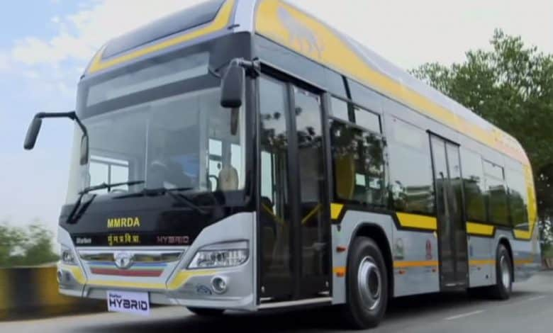 Hydrogen fuel bus service to start on Delhi-Jaipur route by NTPC