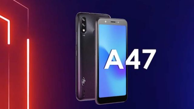 Itel A47 with dual-rear cameras, Android 9 (Go Edition) launched in India