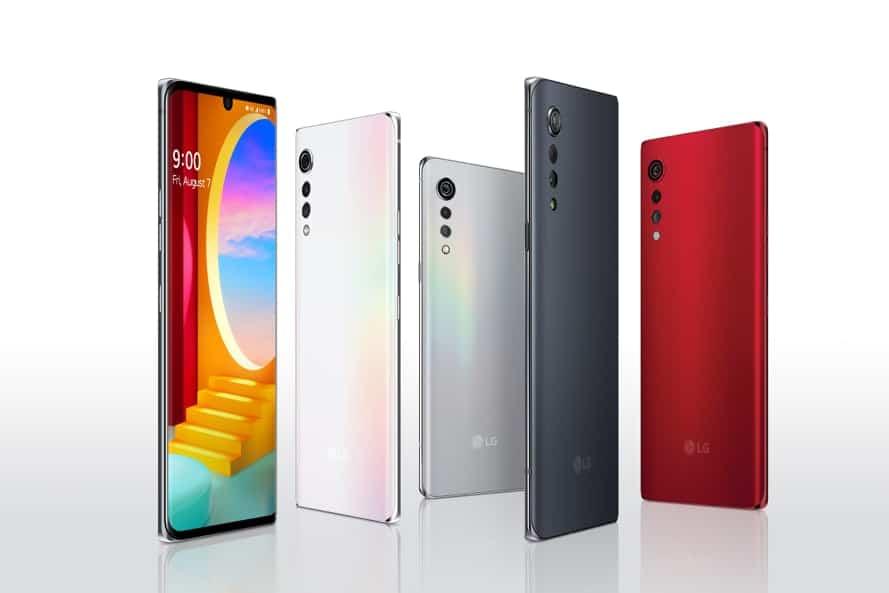 LG Velvet 5G gets Android 11 stable update