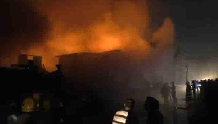 Madurai Fire - Updatenews360