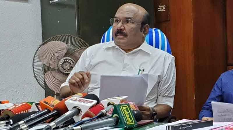 Minister Jayakumar - Updatenews360
