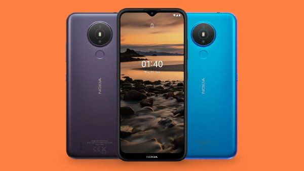 Nokia 1.4 Launched: Big Screen Smartphone For Just Rs. 8676