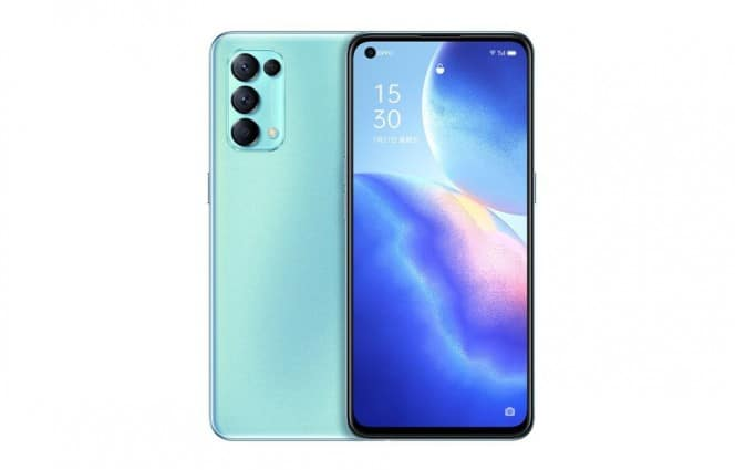 Oppo Reno 5K announced with Snapdragon 750G, rear quad-camera setup