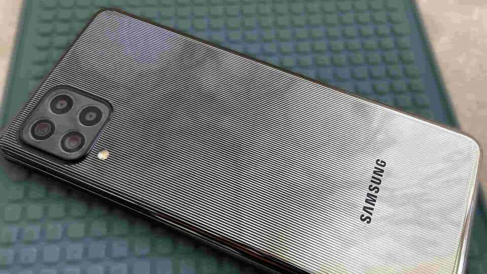 Samsung Galaxy F62 to go on sale for the first time today