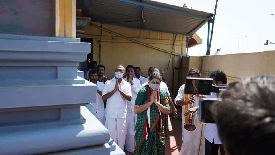 Sasikala salem - updatenews360