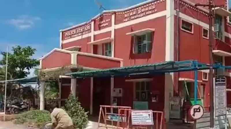 Sulur Police Station - Updatenews360