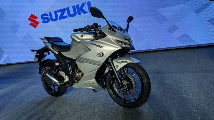 Suzuki Gixxer 250, Gixxer SF 250 get expensive in India