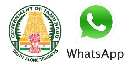 Tamil Nadu govt launches WhatsApp channel to address public grievances