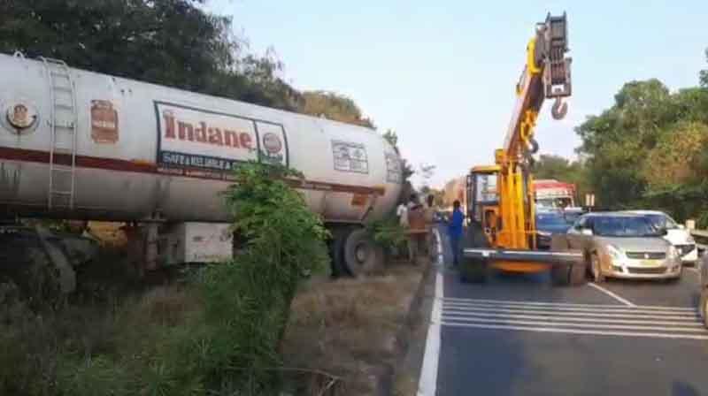 Tanker Lorry Accident - Updatenews360