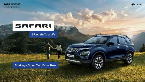 Tata Commences Bookings For The All-New Safari