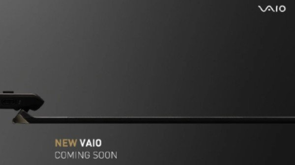 VAIO Teaser Suggests New Z Series Laptop Launch On February 18