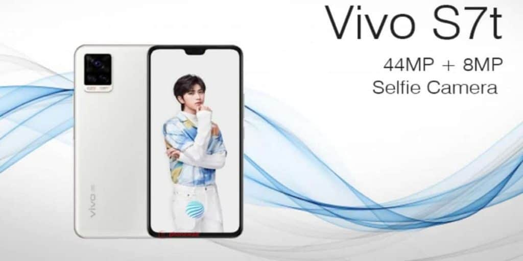 Vivo S7t 5G goes official with Dimensity 820, 44MP Dual Selfie Cameras