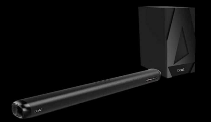 BoAt launches AAVANTE Soundbar with Dolby Atmos