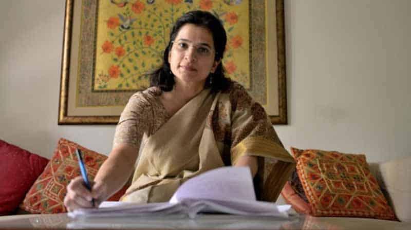 anjali Bharadwaj- Updatenews360
