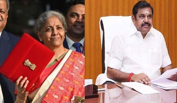 cm palanisamy vs budget - updatenews360