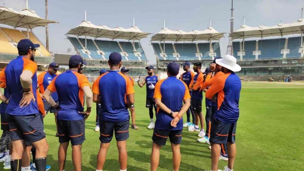 indian team practise - updatenews360