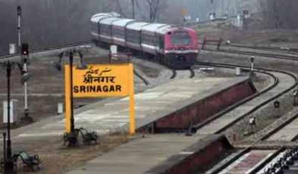 kashmir train service - updatenews360