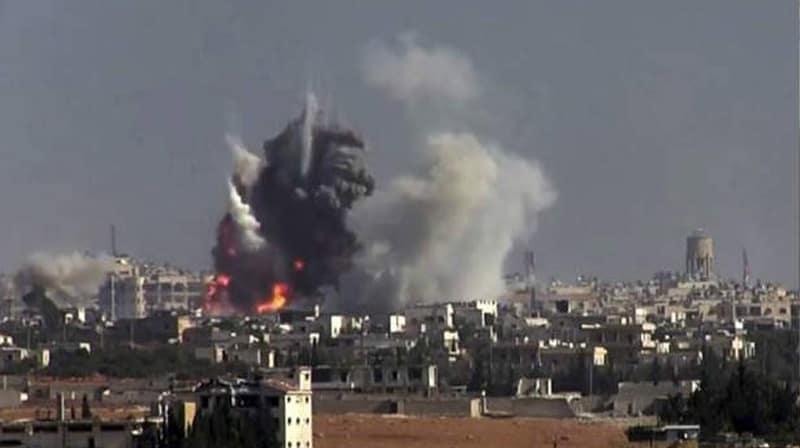 syria attack - updatenews360