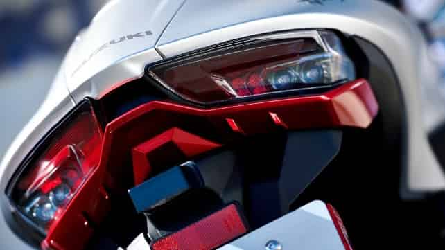 All-new 2021 Suzuki Hayabusa revealed
