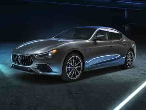 2021 Maserati Ghibli range launched in India