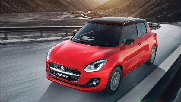2021 Maruti Suzuki Swift Facelift Launched In India