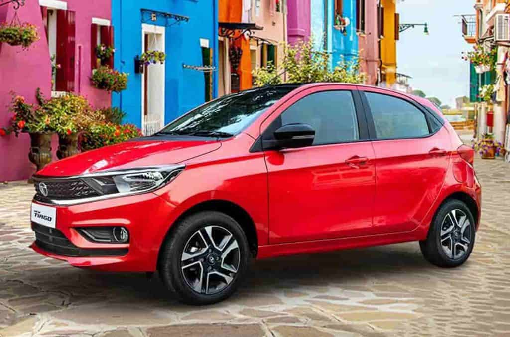 Tata Tiago XTA variant launched with AMT gearbox