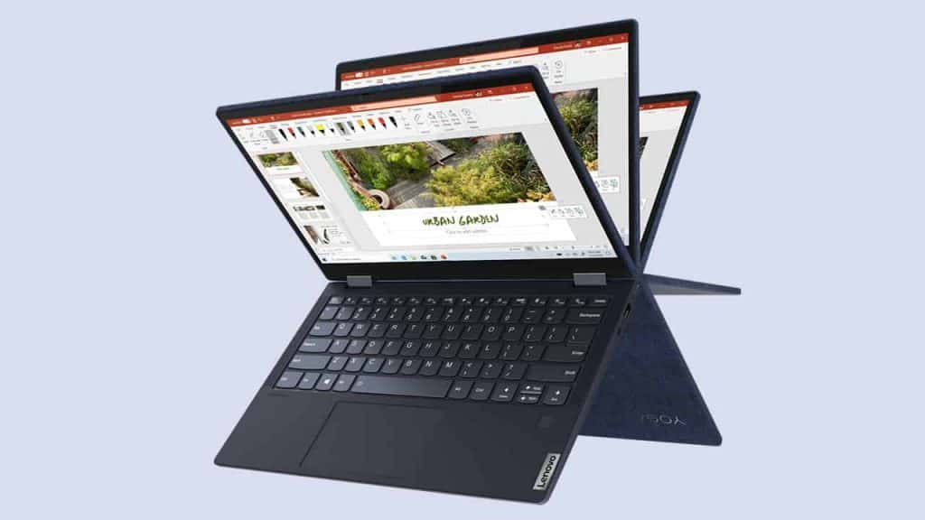 Lenovo Yoga 6 convertible laptop launched in India