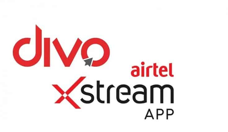 Airtel Xstream app partners with DIVO Movies