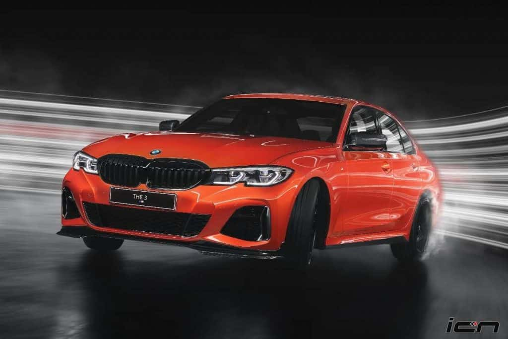 BMW launches Made in India M340i xDrive at ₹62.90 lakh