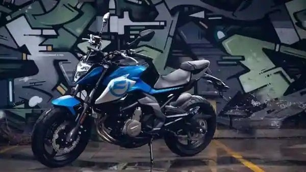 CFMoto 650NK SP edition revealed
