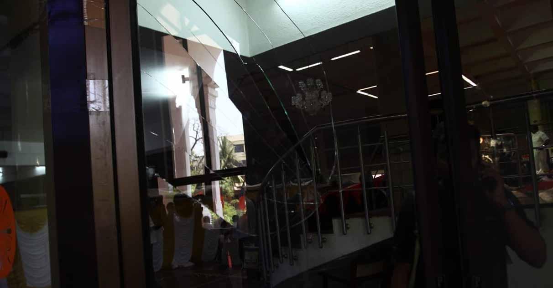 DMK office damage 1 - updatenews360