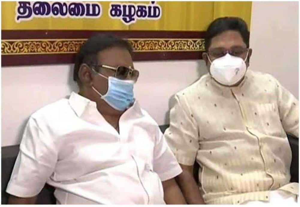 Dinakaran - vijayakanth updatenews360