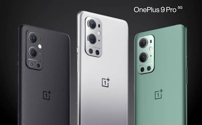 oneplus 9 pro launched in india