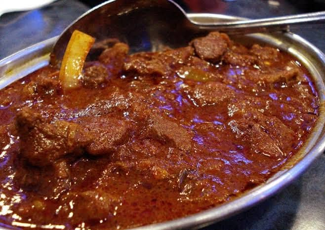 Kolhapuri Mutton Curry - Updatenews360