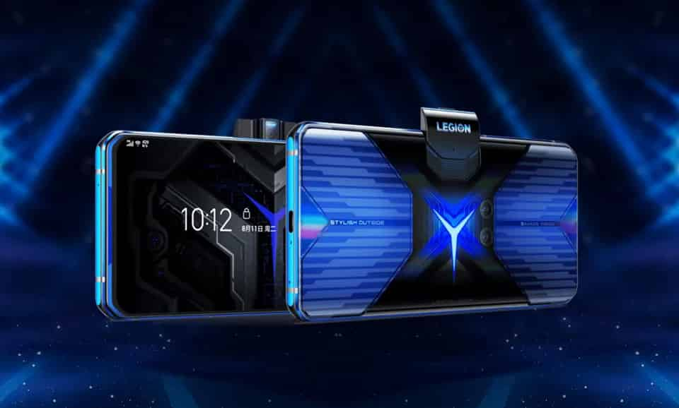 Lenovo confirms 'Legion 2 Pro' name, Snapdragon 888 SoC and adjustable twin cooling fan for its gaming smartphone