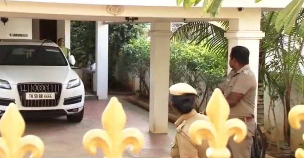 Madurai ammk IT raid - updatenews360