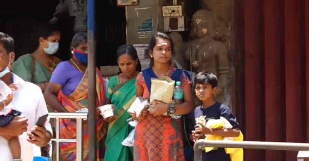 Madurai temple food - updatenews360