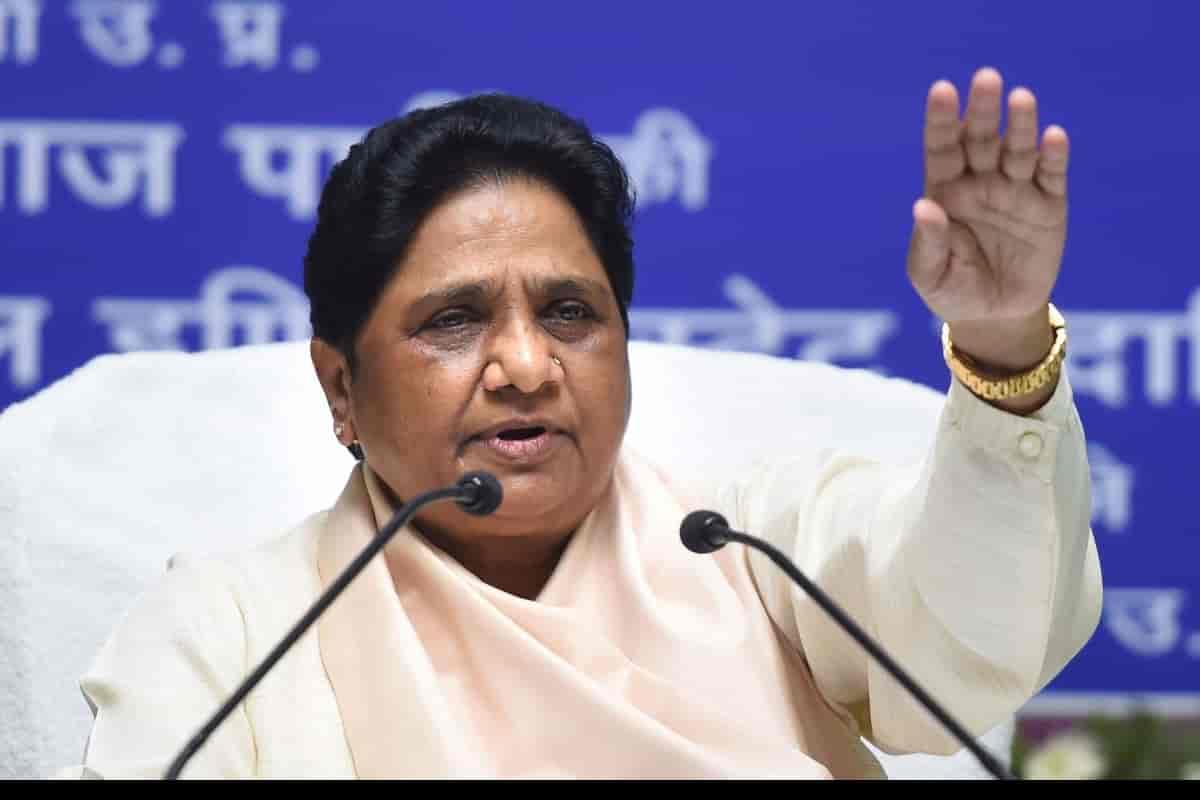 Mayawati - updatenews360