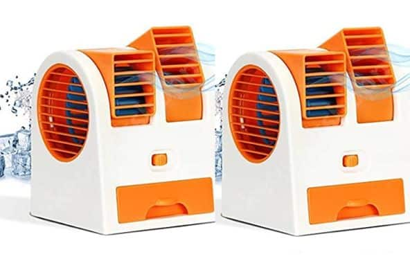 Mini AC Cooler has come in the market as soon as summer comes, the price is only 400 rupees!