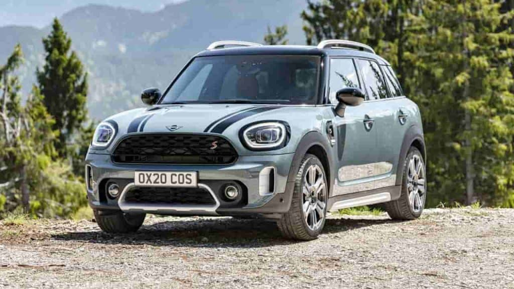 New Mini Countryman launched In India, receives refreshed styling