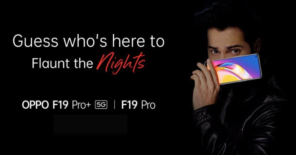 Oppo F19 Pro launching in India on March 8