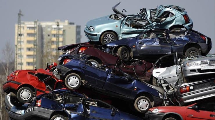 Pay more for RC renewal of old vehicles from October