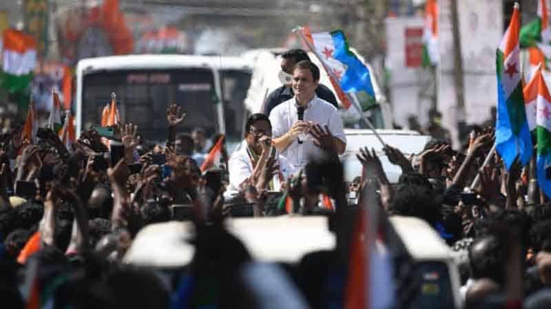 Rahul Campaign -Updatenews360