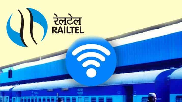 RailTel launches prepaid Wi-Fi service at 4000 railway stations across the country