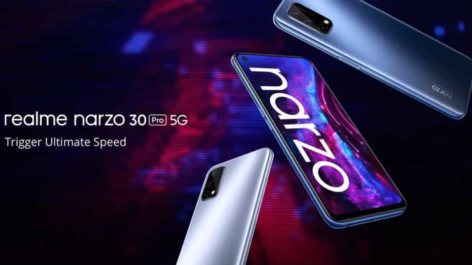 Realme Narzo 30 Pro 5G With 120Hz Display Goes On Sale Today 040321
