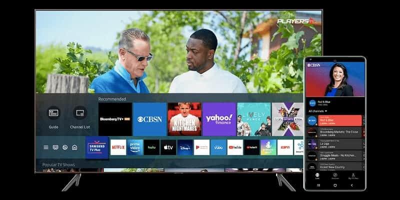 Samsung launches Samsung TV Plus service