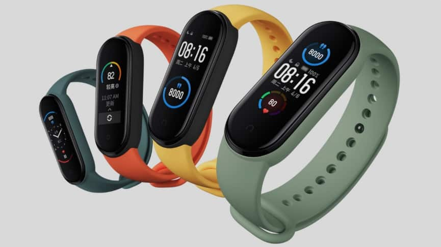 The Mi Band 6 is Xiaomi's new affordable fitness tracker with a bigger screen